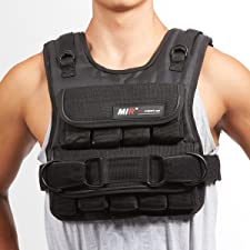 MIR Short CrossFit training vest