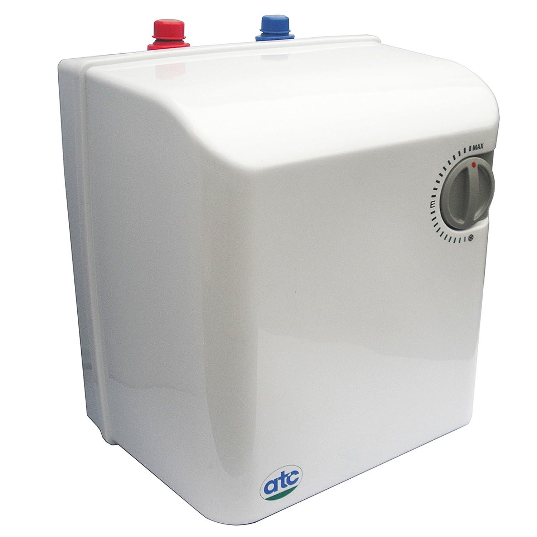 5L 2kW Para debajo del fregadero Calentador De Agua by ATC - 1 a 2 fregaderos: Amazon.es: Bricolaje y herramientas