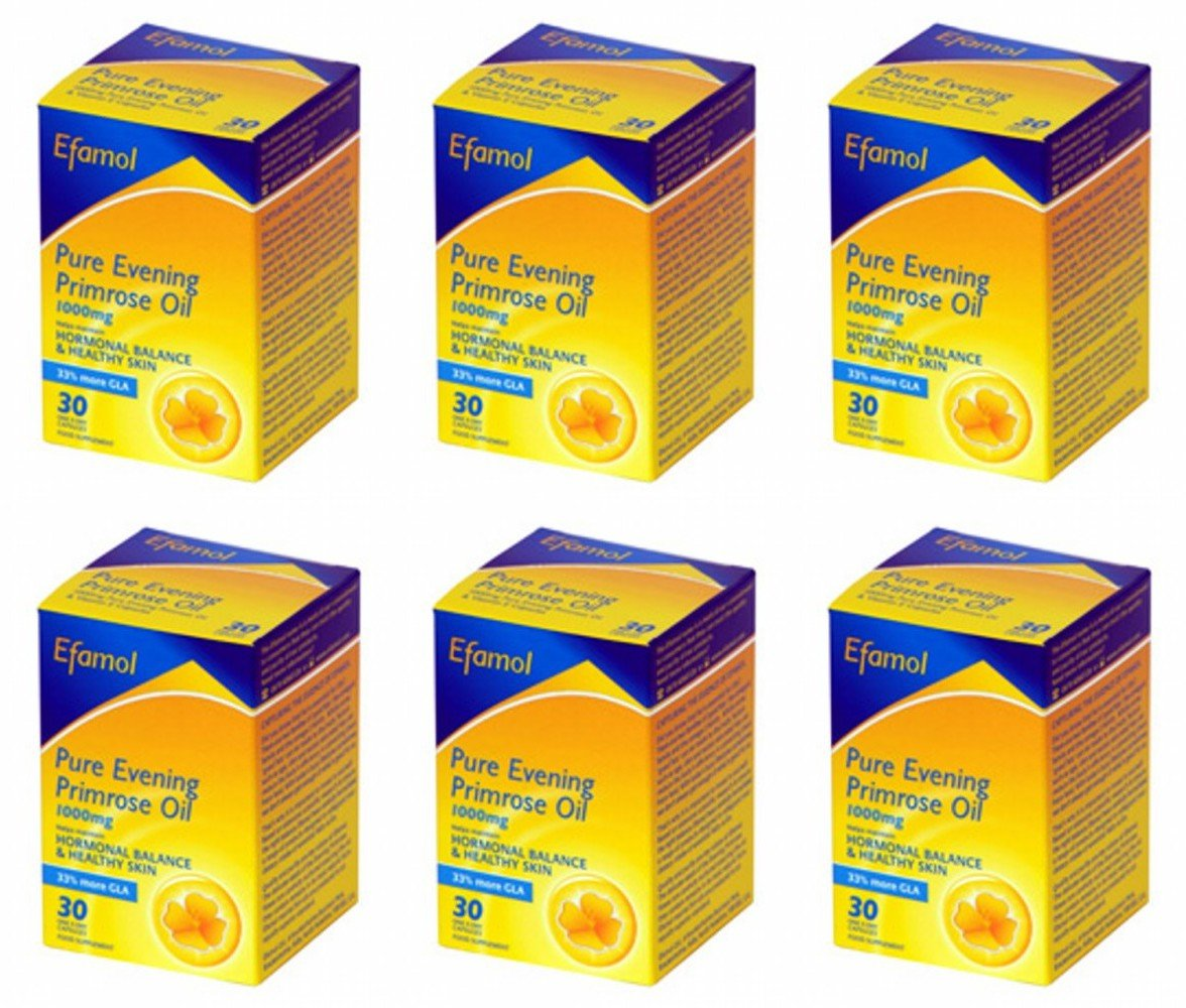 (6 PACK) - Efamol - Epo 1000mg | 30's | 6 PACK BUNDLE
