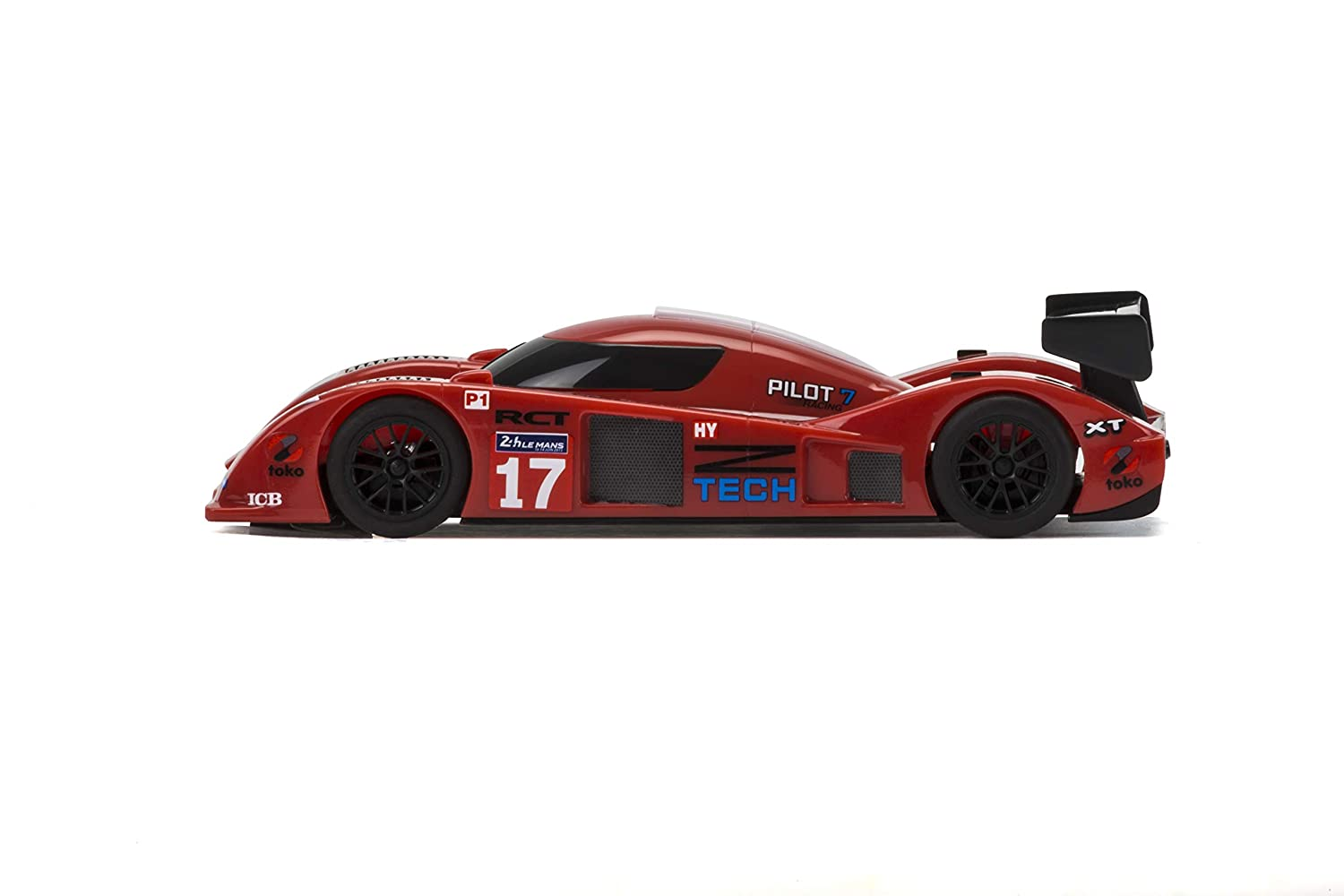 Scalextric Le Mans 24hr 132 Slot Car Race Track C1368t Advanced Wiring Toys Games