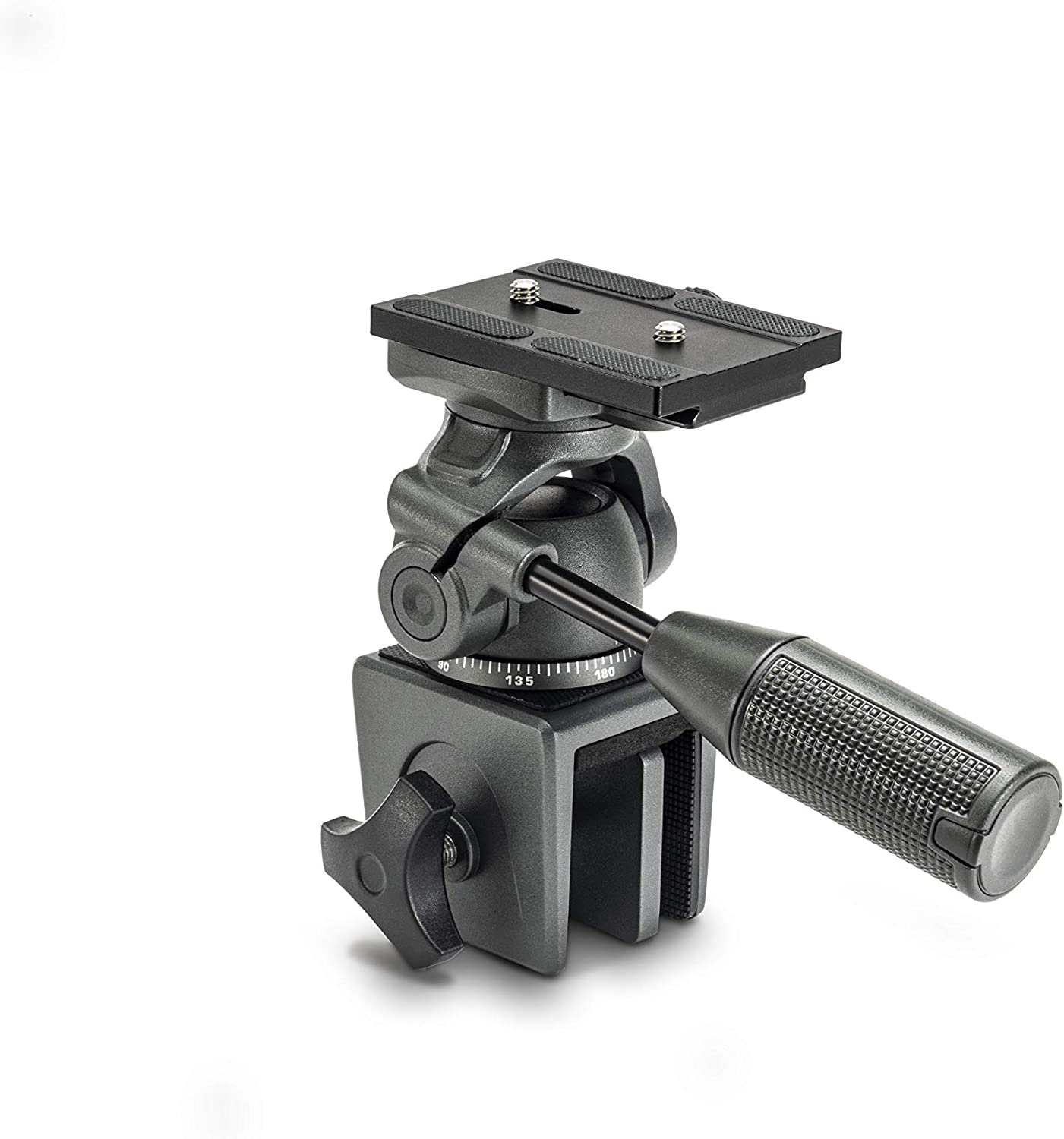 VANGUARD VEO2PH-28WM Metal Window Mount with Panhead and Arca Compatible Quick Release Plate