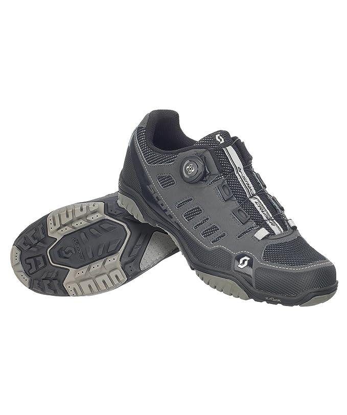 Zapatillas MTB Scott Crus-R Boa Antracita-Negro Talla 41: Amazon.es: Deportes y aire libre