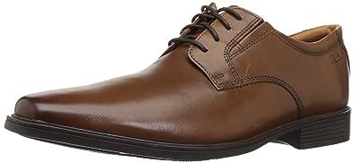 609bd6966253e Clarks Men's Tilden Plain(new Color) Oxford, Dark Tan, ...
