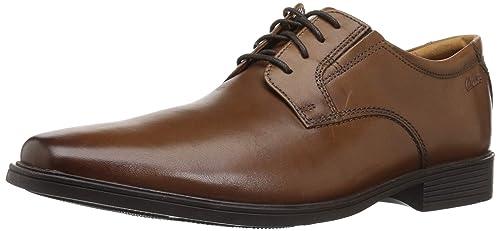 Ziemlich Clarks Schuhe Herren Clarks Bampton Dark Tan