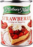 Mothers Maid Stawberry Pie Filling, Tin, 595g