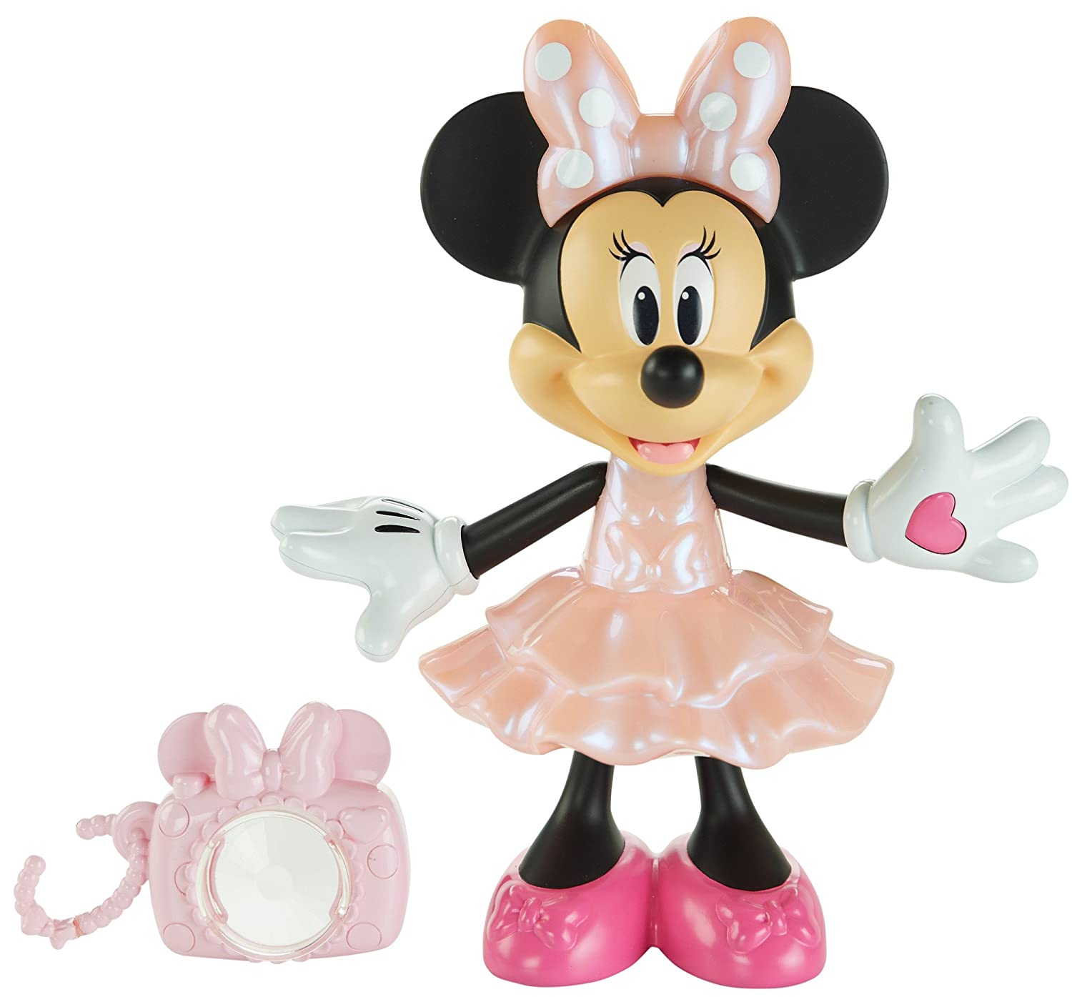 Minnie Mouse - Muneca Minnie con Luces (Cefa Toys CJG77)