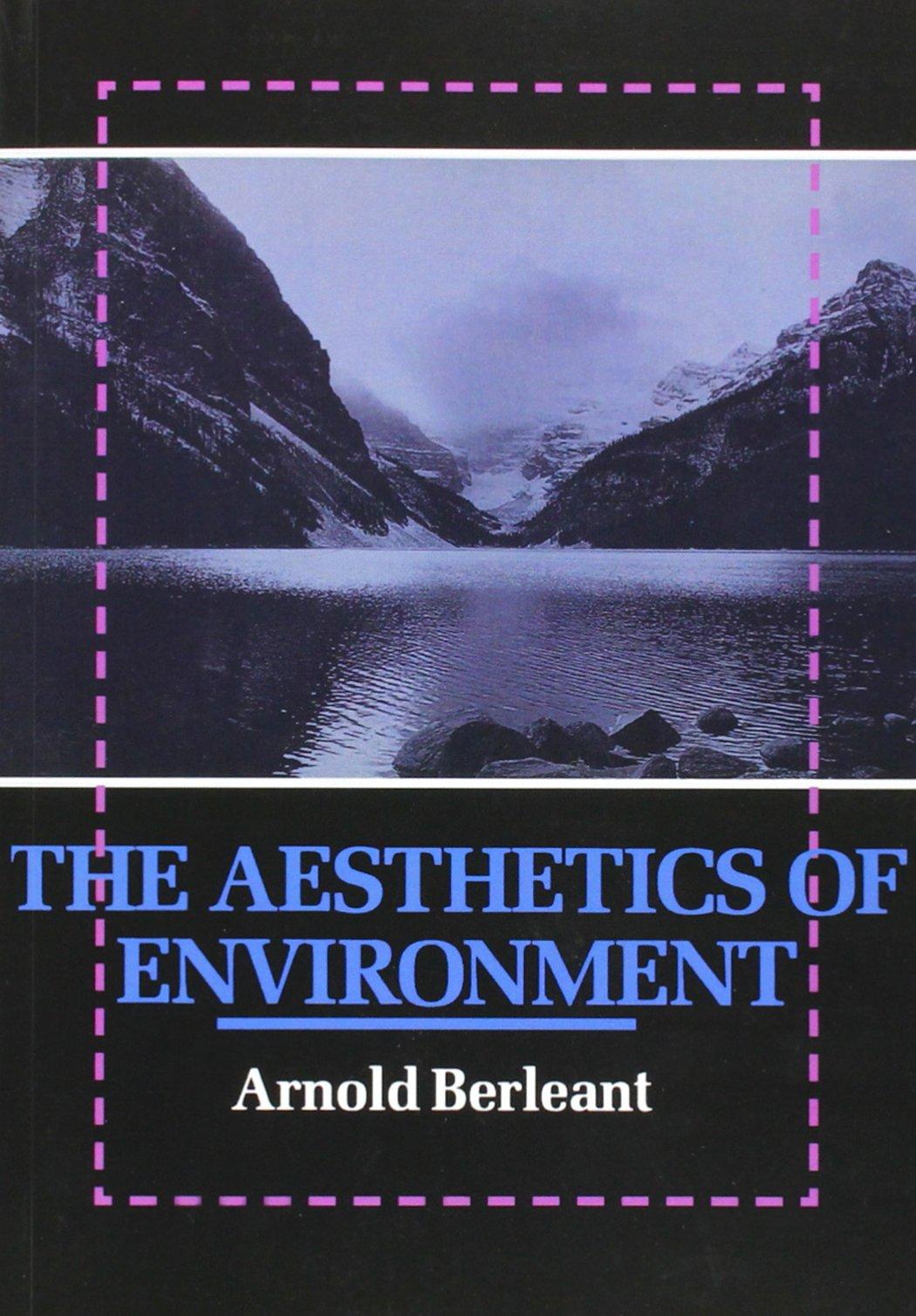 The Aesthetics of Environment