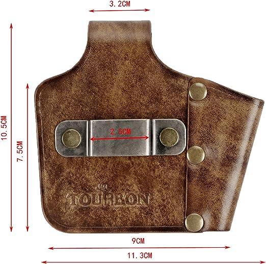 Technics Tape Measure /& Keys Holder Tool Belt Pouch Loop Clip Quality Heavy Duty