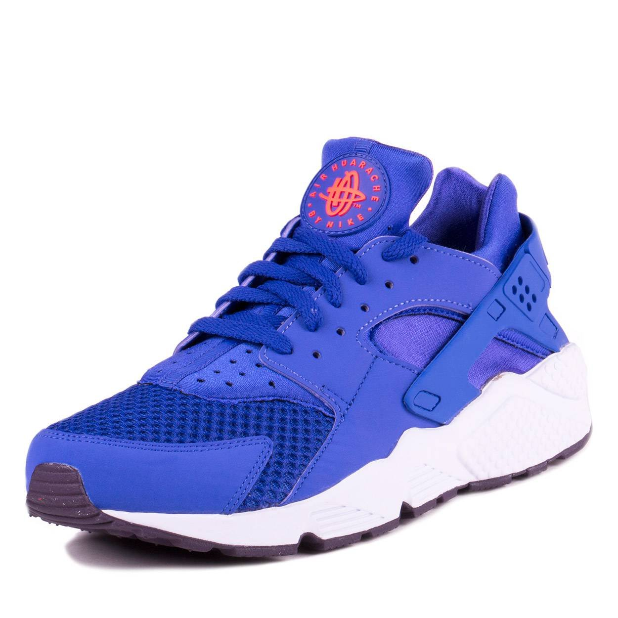 Nike Men s Air Huarache, Persian Violet Pure Platinum-Black