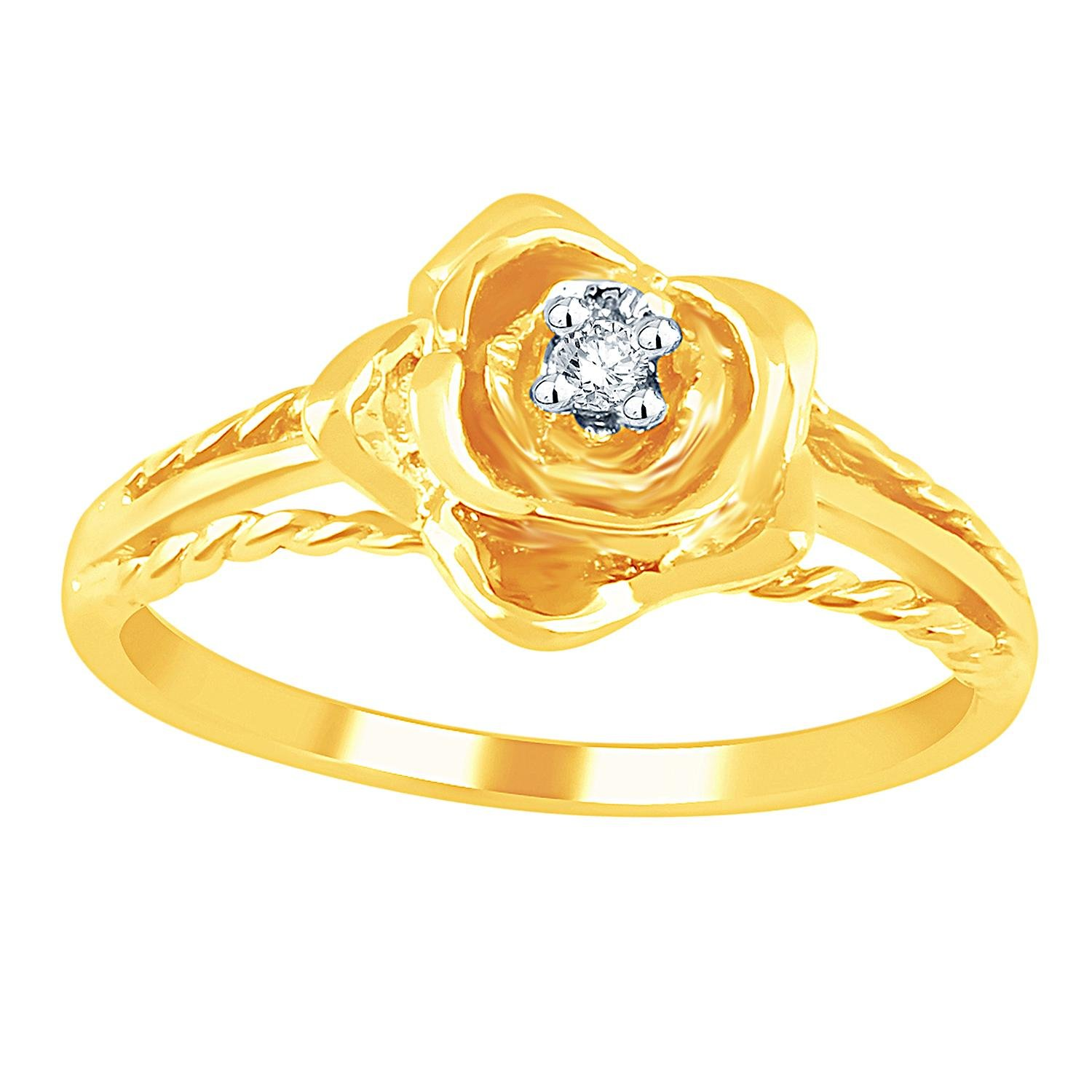 online yellow buy for low dp women store gold diamond prices engagement rings by gitanjali amazon and jewellery ring india amber in at nirvana