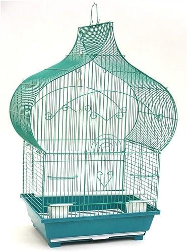 YML Taj Mahal top Shape Green Bird Cage