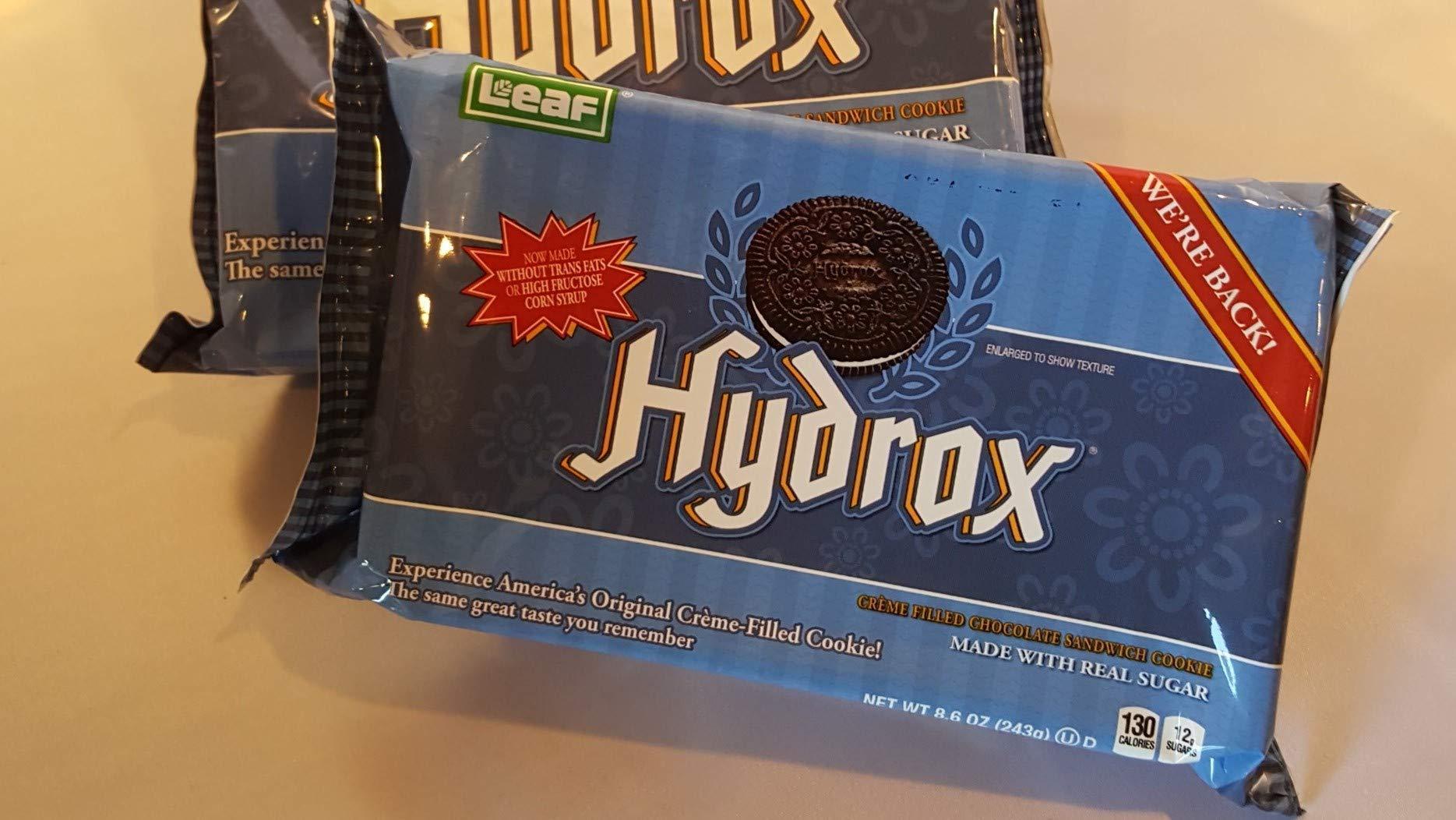 Leaf Hydrox America's Original Cookie, 8.6 Ounce (Pack of 6)