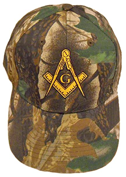 Amazon.com  Buy Caps and Hats CAMOUFLAGE MASON Baseball Cap CAMO ... 6196877c8cde