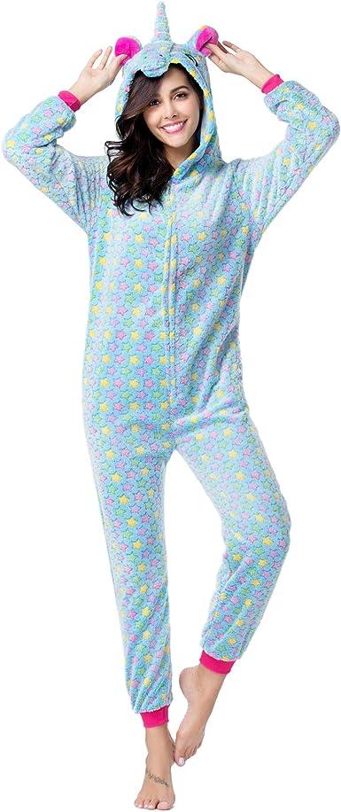 Onesie Pijamas,Monos de Dibujos Animados, Pijamas de Adultos ...