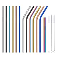 Colohas Stainless Steel Straws