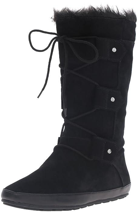 Nine West Gellen de mujer invierno botas, color Multicolor