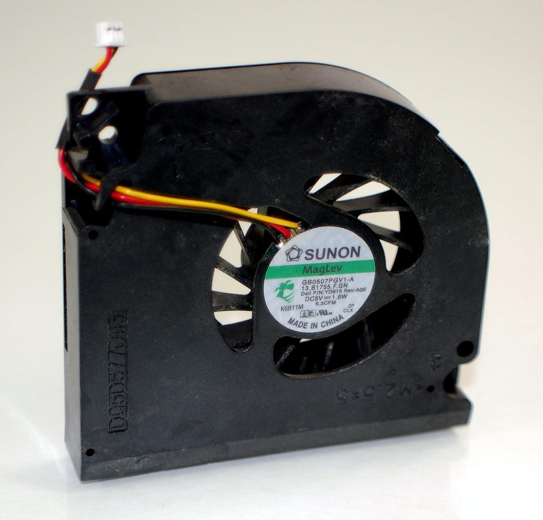 New Genuine OEM for DELL Vostro 1000 Inspiron 1501 E1505 6400 Laptop Fan YD615