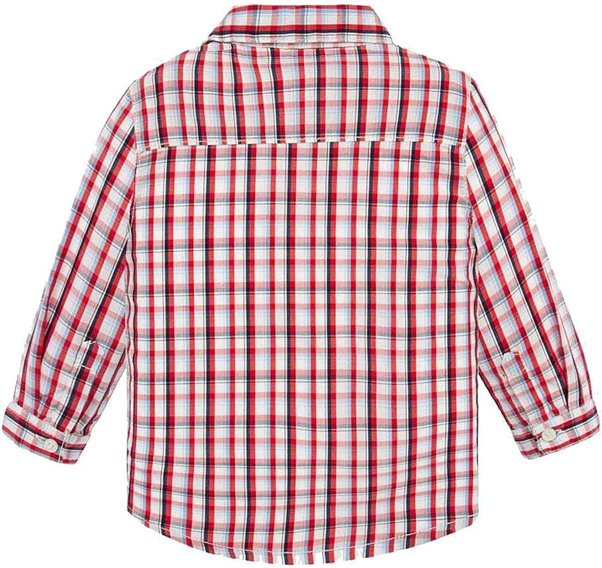 Mayoral - Camisa de cuadros para niña: Amazon.es: Ropa y accesorios