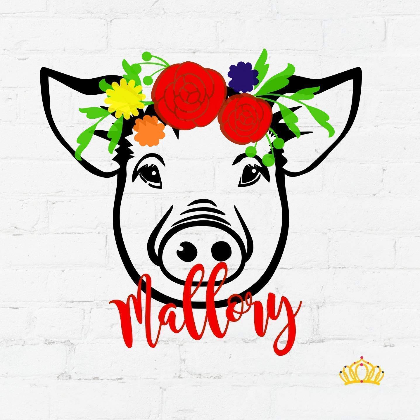 VINYL DECAL STICKER GOT PIG