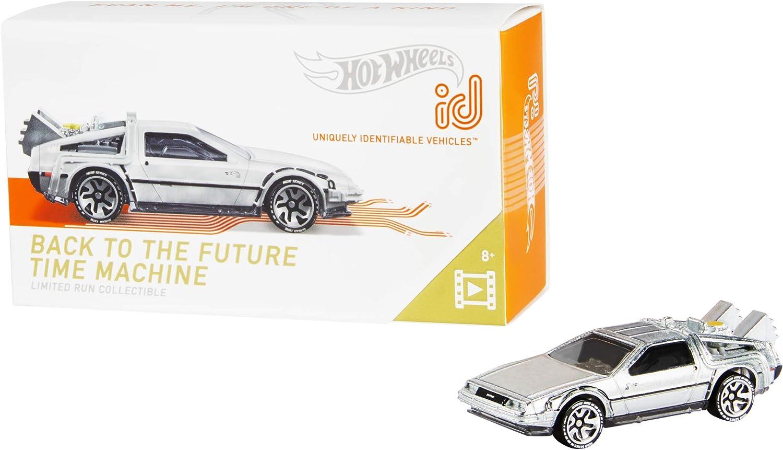 Jouet pour Enfant FXB53 Hot Wheels id Portail Intelligent pour Identifier les Voitures de Course et Mesurer leur Vitesse 8 ans et Plus