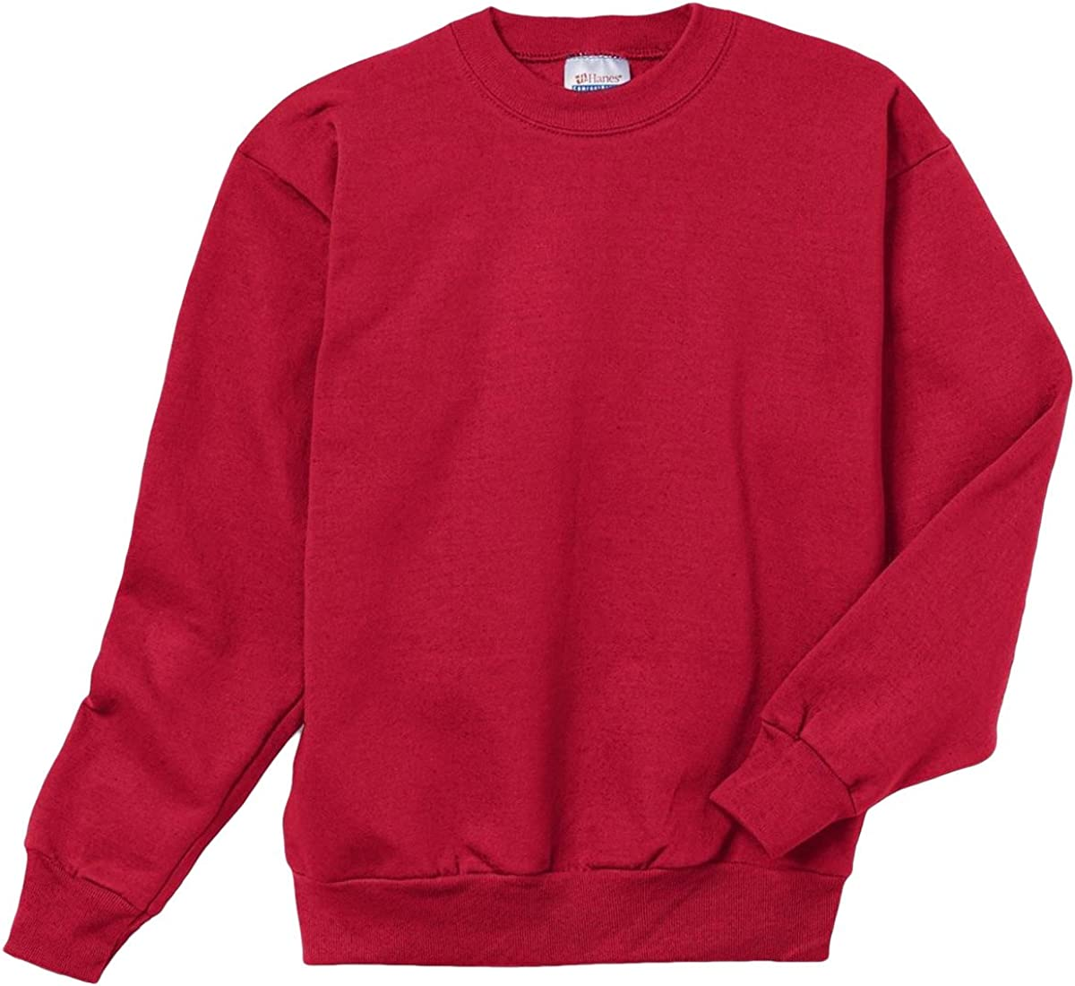 Hanes Youth ComfortBlend EcoSmart Crew Neck Fleece