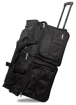 Hipack 28-inch Carry-on Rolling Duffle Bag Duffel 2202f7da6827