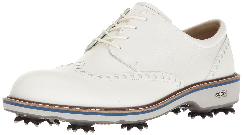 [エコー] ゴルフシューズ ECCO GOLF CLASSIC LUX 142504 B01KIGWE7M 27.5 cm|ホワイト ホワイト 27.5 cm