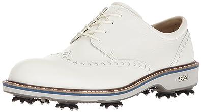 19238d61 Amazon.com | ECCO Men's Luxe Golf Shoe | Shoes