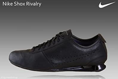 basket homme nike shox rivalry