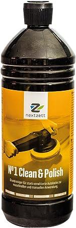 Nextzett N1 Clean Polish 1000 Ml Auto