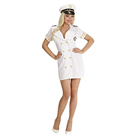 WIDMANN - Costume da Donna Capitano di Marina 6ef68bb82323