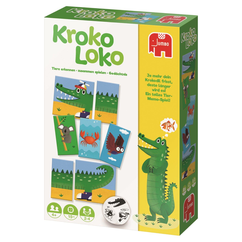 Jumbo Spiele 19715 Croko Loko