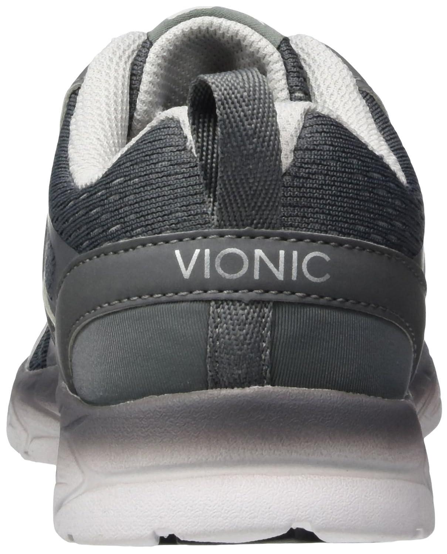 Vionic Women's Miles Active Sneaker B01MS28K9W 8.5 B(M) US|Grey