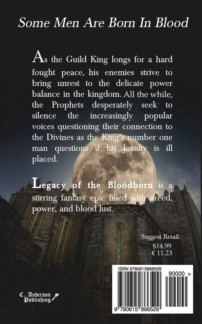 Legacy of the Bloodborn pt. 1