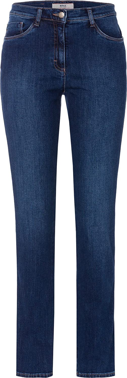 BRAX Damen Style Mary Straight Jeans Used