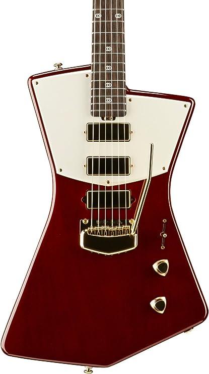 Ernie Ball música hombre San Vicente firma oro Hardware guitarra ...