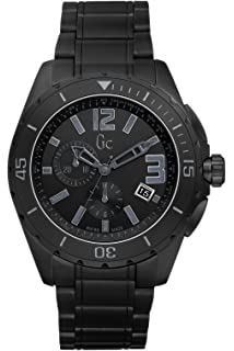 GUESS COLLECTION X76010G2S,Mens Quartz Chronograph,Dress Elegant,Sapphire Crystal,100m WR