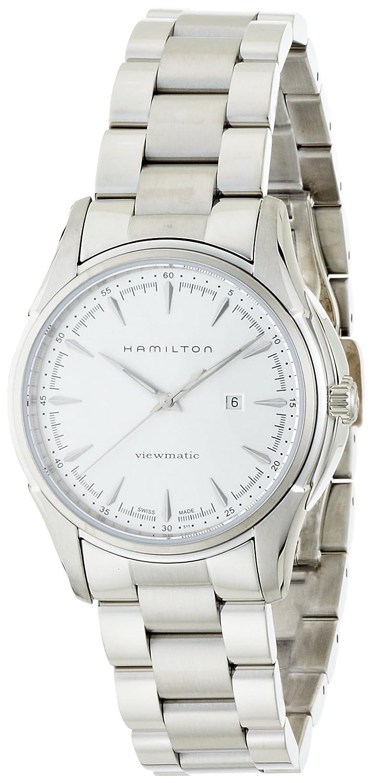 [ハミルトン]HAMILTON 腕時計 Jazzmaster Viewmatic 34mm(ジャズマスター ビュウマチック 34mm) H32325151 メンズ 【正規輸入品】 B005LJBAEA