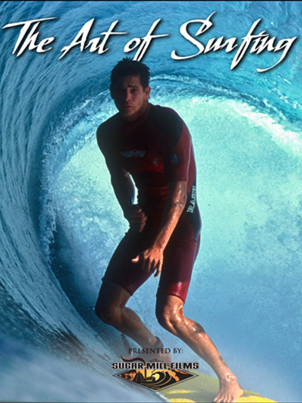 The Art of Surfing on Amazon Prime Video UK