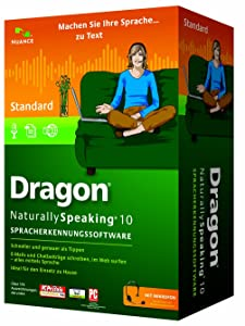 Dragon Spracherkennung