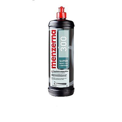 Menzerna SHC300Q - Super Heavy Cut Compound 300 Quart Bottle: Automotive