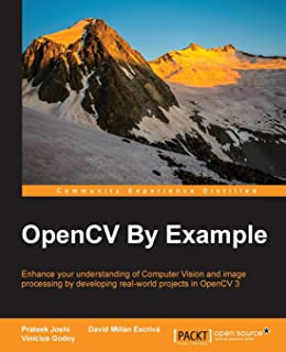 Mastering Opencv With Practical Computer Vision Projects Daniel