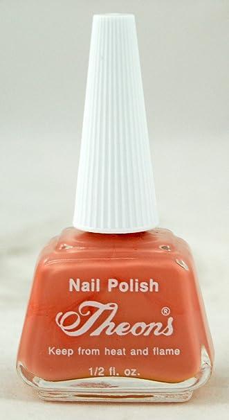 Amazon.com : Theons Nail Lacquer 68, nail art, vibrant colors ...