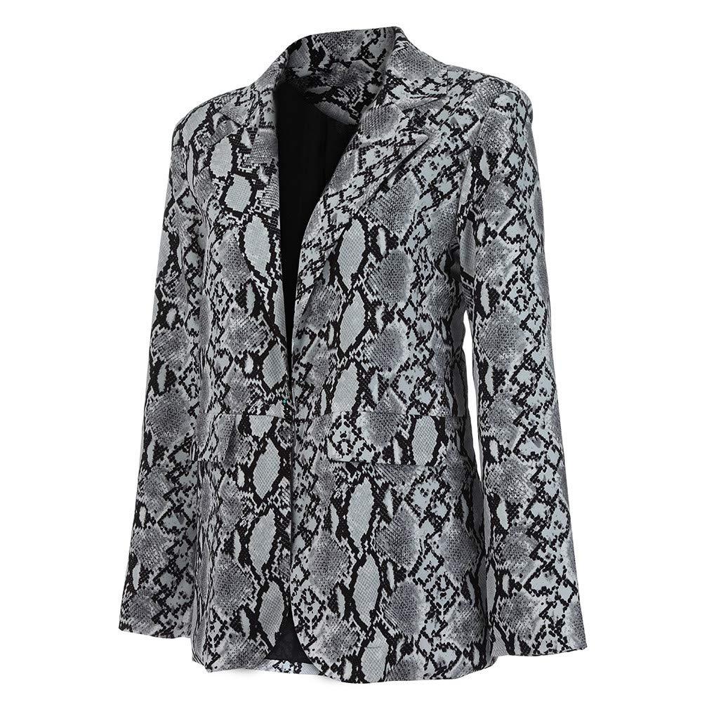 TOPKEAL Jacke Mantel Damen Herbst Winter Sweatshirt