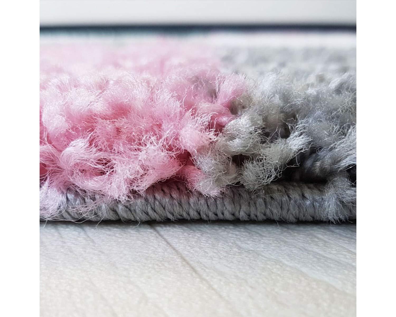Farben Gr/ö/ße Pink, 80 x 150 cm Keymura GmbH Teppich Hochflor Shaggy Pflegeleicht Harmony TOP Preis vom Herrsteller versch