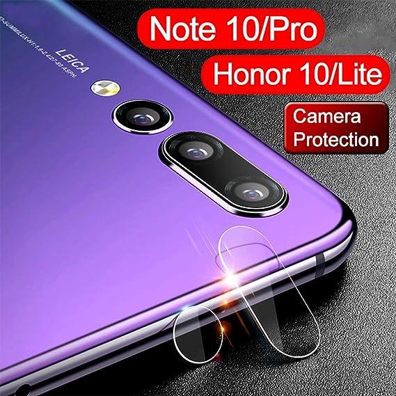 Wwjwf Protección De La Cámara, para Huawei Honor 10 Light Lite ...