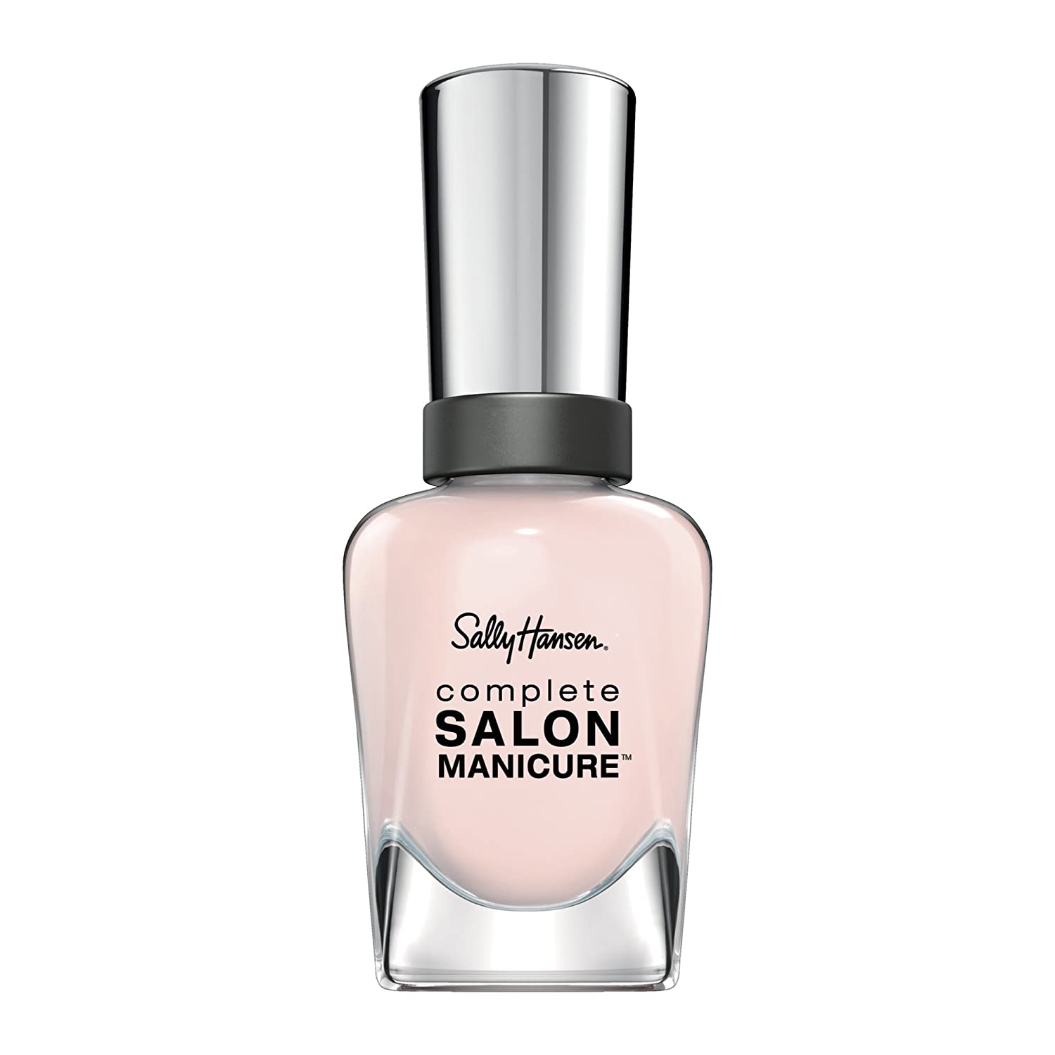 Sally Hansen Complete Salon Manicure Nail Polish, Sweet Talker, 0.5 Fluid Ounce
