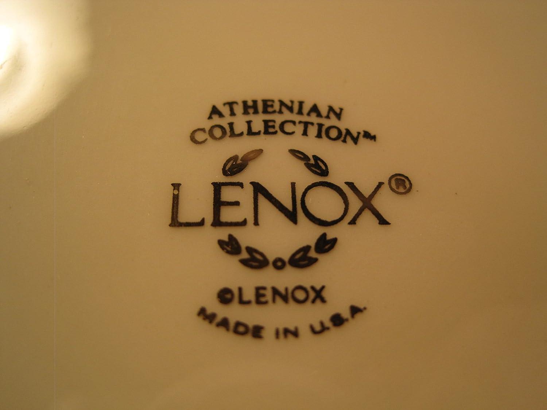 Amazon.com: Vintage Lenox Athenian Collection Urn-Shaped, Milk Glass ...