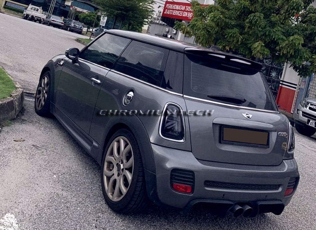 Mini Facelift Lci Modelle Schwarz Union Jack Heck Lichter R56 R57 R58 R59 Auto