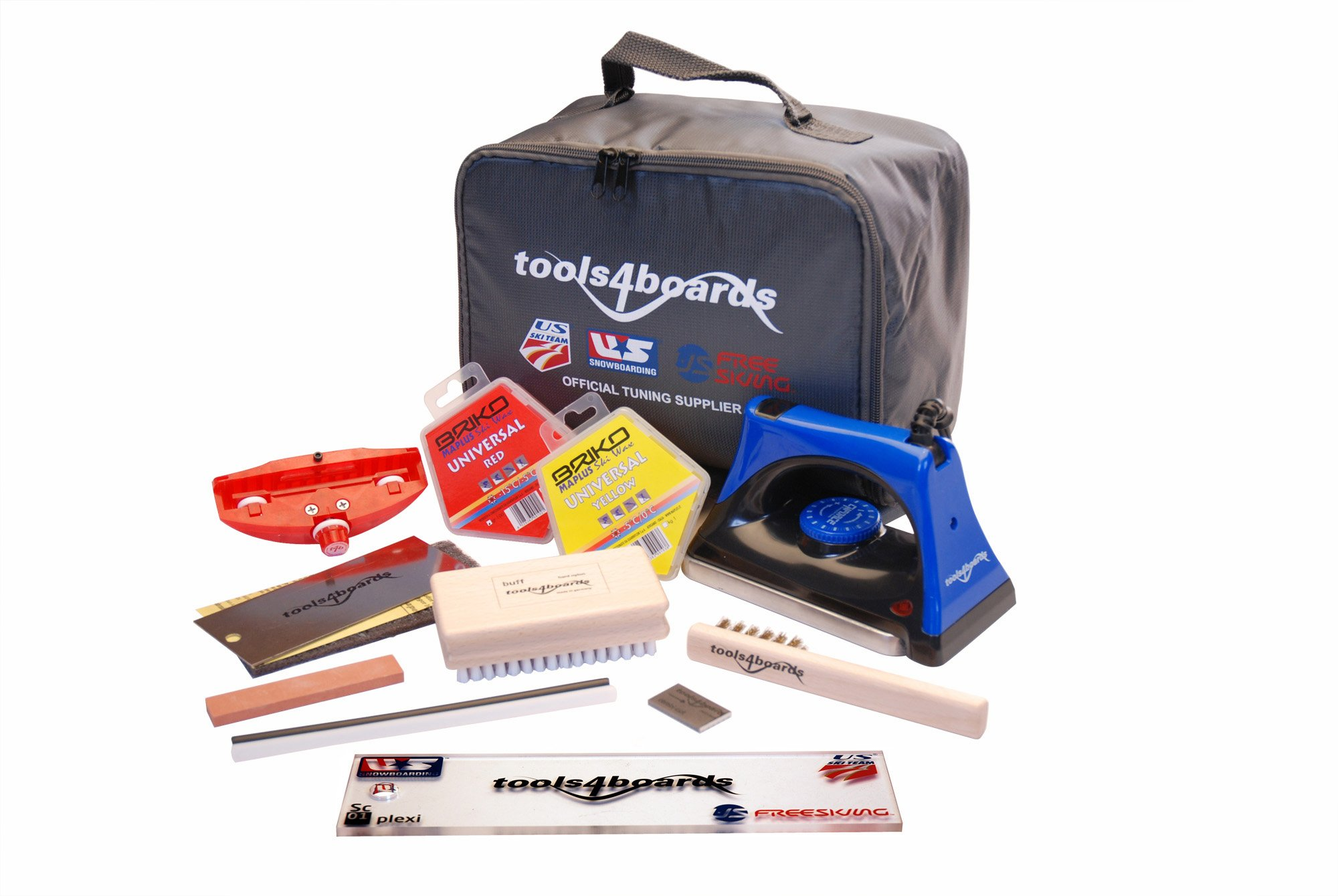 Tools4Boards Digital SuperStation Snowboard Tune Kit